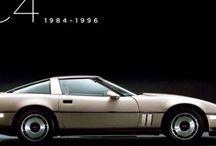 3 • Corvette C4 - 1984-96