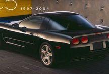 3 • Corvette C5 - 1997-2004