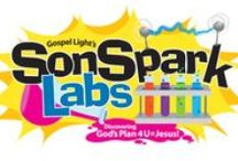 SonSpark Labs - VBS 2015 / SonSpark Labs Vacation Bible School ideas.