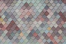 Sober palette: dusty pastels