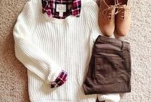 Outfit ideas / by Katerina Letsiou
