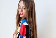 Mono Brush Willis / Photos by Noemi Elias Bascuñana, Model: Elizabeth Clapes