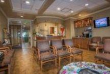 Dental Office in Delray Beach / The Advanced Dentistry South Florida dental office in Delray Beach, FL.