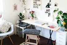 Interior : Work space