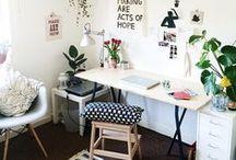 Interior : Work space