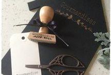 Mon Atelier Tampon / Création Artisanale de tampon