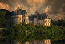 Châteaux et maisons...