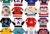 NHL | Sweaters + Logos