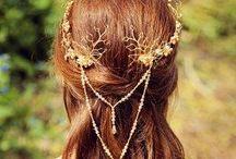 Goddes Hairstyles / Elvish/ Princess inspired hairstyles