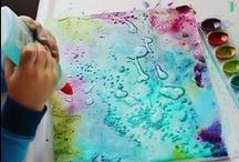 Experimentos para niños | Preschool Science Experiments / Science projects to do with preschoolers.
