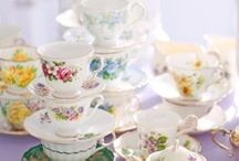 Tea for two! / Teacups And More! / by Cindy Copeland
