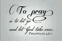 prayer / Prayer / by Cindy Copeland