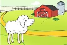 La granja | Farm Theme for Preschool / Farm activities and ideas for preschool through Kindergarten.