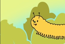 Bichos | Insects & Creepy Crawlies for Preschool / Crafts for all insect and bug lovers!
