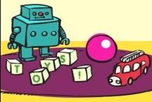 Juguetes en español | Toys in Spanish