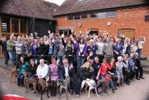 Our amazing volunteers / Celebrating the work of some of our volunteers, in an array of different roles, each donating their time and energy to help Forever Hounds Trust achieve its goals.