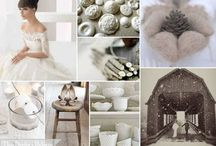 Wedding inspirational boards / Here are some great colour combo's. / by Weddings for you by Marie