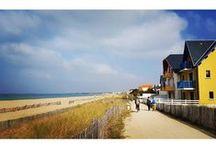 La plage de Châtelaillon / Se prélasser sur une plage de sable fin de 3 km de long... à 10 km au sud de La Rochelle