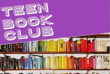 Just For Teens / Things that pertain to Libraries and teens.
