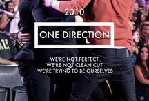 One Direction / The Best British Boy-Band of All Time. / by George R