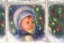 Winter Scenes / Baby it is Cold outside! / by Cindy Copeland