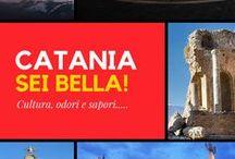Catania e Provincia ❤︎ / Catania my city