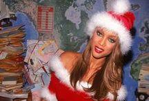 Celebs Celebrate Christmas / Celebs Celebrate Christmas