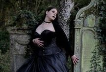 Models / Some shoots done with Gothic Choker Designs