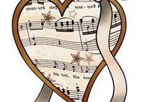Cards, Music