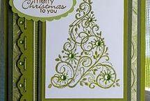 Cards, Christmas / Christmas Ideas