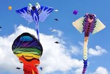 Festival de cerf-volant 2014 / La 21e édition du festival de cerf-volant en images.. Merci axu instagramers