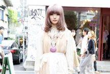 Asian style / Kawaii and asian style