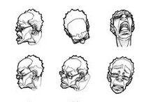 Character Design / by P Appelqvist
