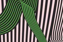 Illustration / Colour, Form, Layout. Free-Form Illustration / Hard-edge abstraction. Shapes, Plants, Bits & Bobs