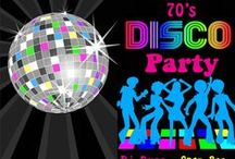 70's Disco Party / 70's Disco Party Looks & Costumes