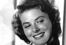 Ingrid Bergman / by #1oncer/#1evilregal