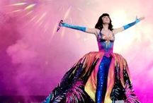 #SHANYnation : Katy Perry / We dedicate this board to her iconic, bold, and colorful looks! xoxo SHANY