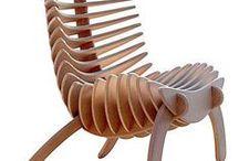 Modern woodern furniture