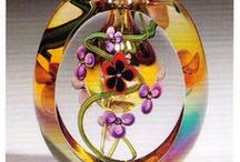 Perfumery / Floral scents waft through my novella Wild Flower ... what's your favourite scent? www.elizaredgold,com