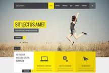 WEB / #Web Design #Digital #Internet #Muse #HTML #CSS