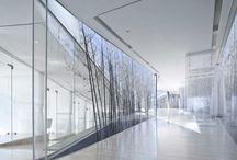 Architecture || landscape