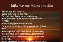 Litha/Summer Solstice