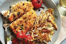 Flounder / Flounder recipes for nhcommunityseafood.com CSF members