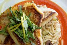 Acadian Redfish / Acadian Redfish (Ocean Perch) recipes for nhcommunityseafood.com CSF members