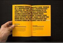 EDITORIAL / #Magazine  #Brochure #Book #Poster #Layout #Print #CMYK