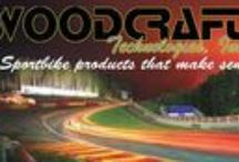 Woodcraft Tech Products / designers, manufactures and distributors. Producing some of the worlds finest and most innovative products for motorcycle road racing and track day usage