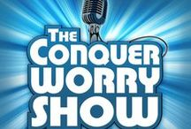ConquerWorry blogs and podcasts / Blogs and Guest blog posts from ConquerWorry.org as well as Podcasts with Jay Coulter