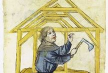 Building technologies, buildings & tents