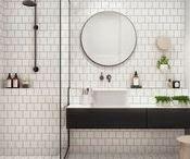 Bathroom | Łazienka / Bathroom Design | Interior | Inspirations | Architect