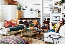 Living Room Inspiration / by Maria Sadowski